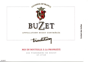 photo vin rouge buzet
